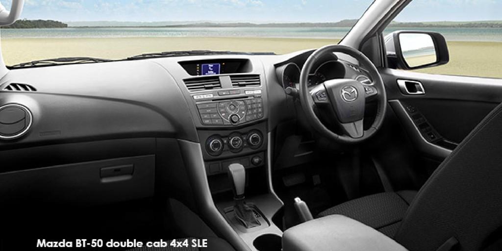 Mazda BT-50 3.2 double cab 4x4 SLE auto_3