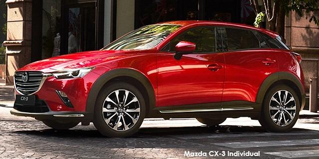 Mazda CX-3 2.0 Individual Plus auto_1