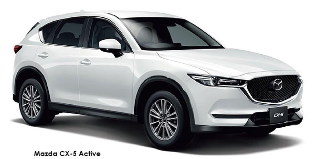 Mazda CX-5 2.0 Active auto_1