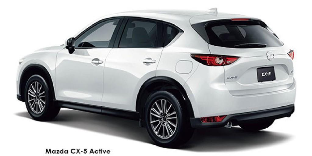 Mazda CX-5 2.0 Active auto_2