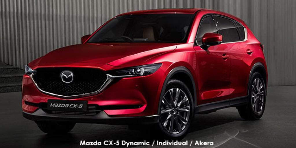 Mazda CX-5 2.0 Dynamic auto_1