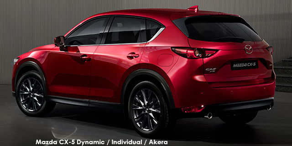 Mazda CX-5 2.0 Dynamic auto_2