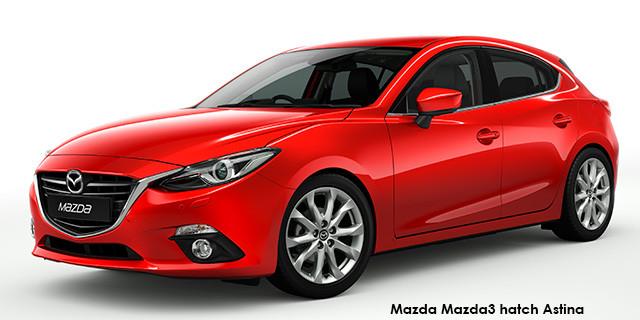 Mazda Mazda3 hatch 1.6 Dynamic_1
