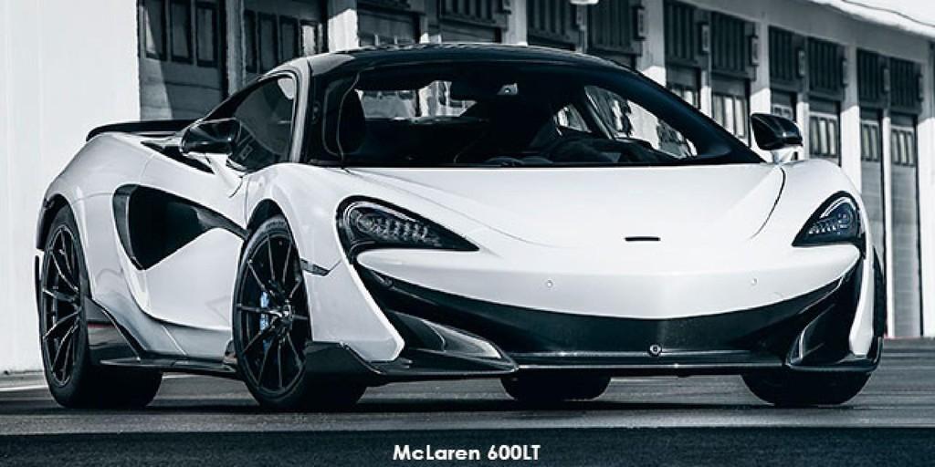 McLaren 600 coupe