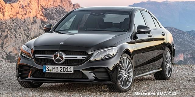 Mercedes-AMG C-Class C43 4Matic_1