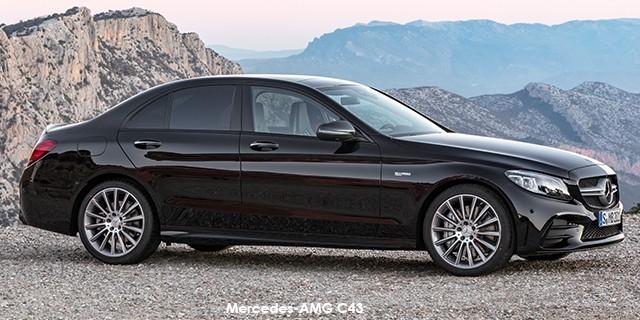 Mercedes-AMG C-Class C43 4Matic_2