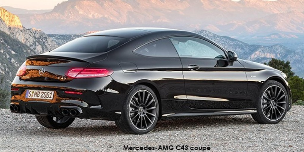 Mercedes-AMG C-Class C43 coupe 4Matic_3