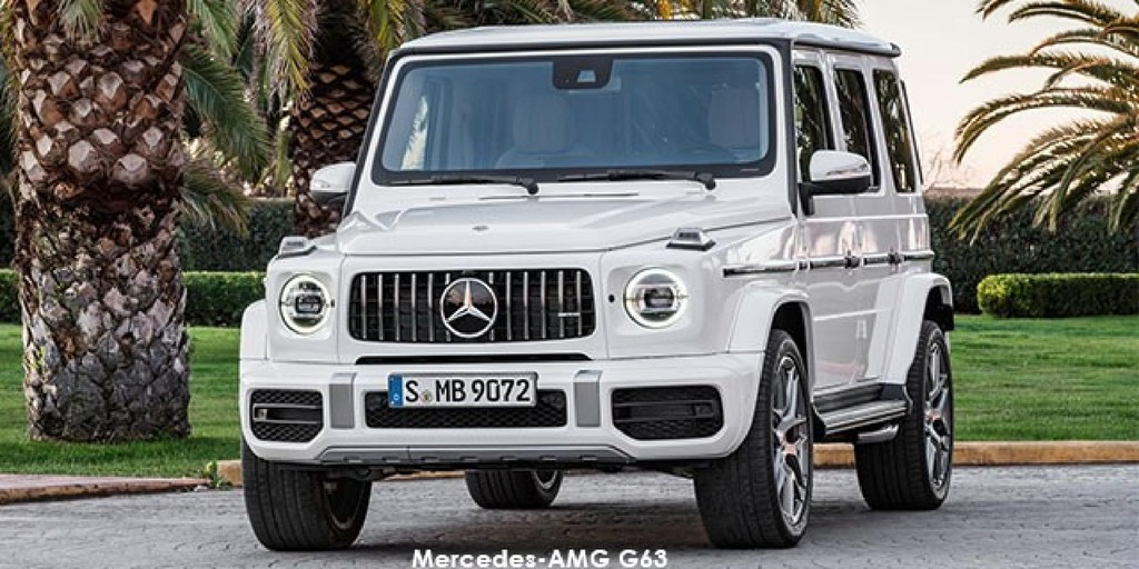 New Mercedes-AMG G-Class Specs & Prices in South Africa ...