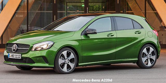 Mercedes-Benz A-Class A220d Style_1