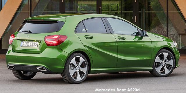 Mercedes-Benz A-Class A220d Style_2