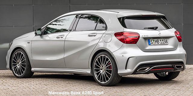 Mercedes-Benz A-Class A250 Sport_2