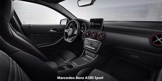 Mercedes-Benz A-Class A250 Sport_3