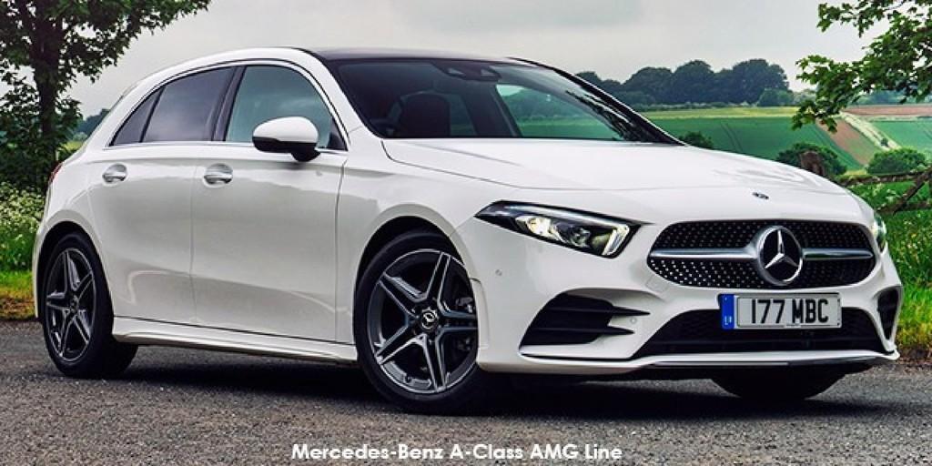 Mercedes-Benz A-Class A250 hatch AMG Line_1