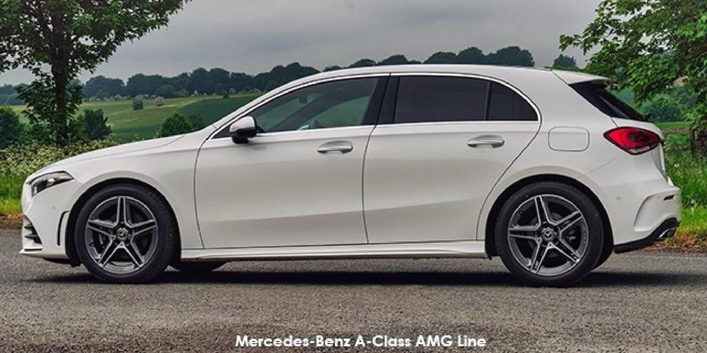 Mercedes-Benz A-Class A250 hatch AMG Line_2