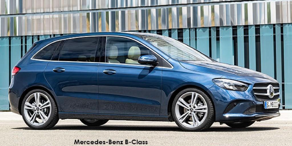 Mercedes-Benz B-Class B200 Style_1