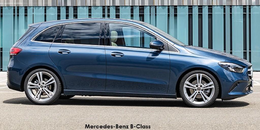 Mercedes-Benz B-Class B200 Style_2