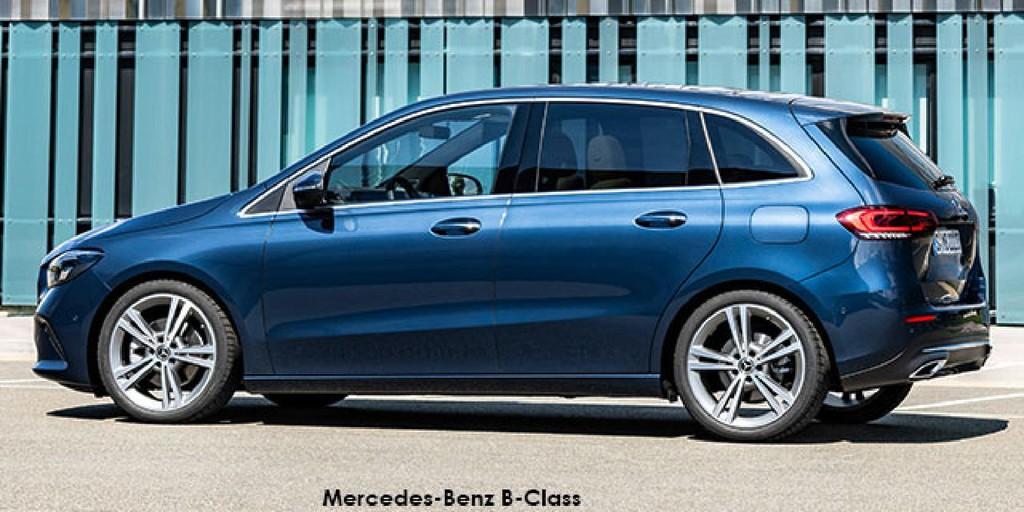 Mercedes-Benz B-Class B200 Style_3