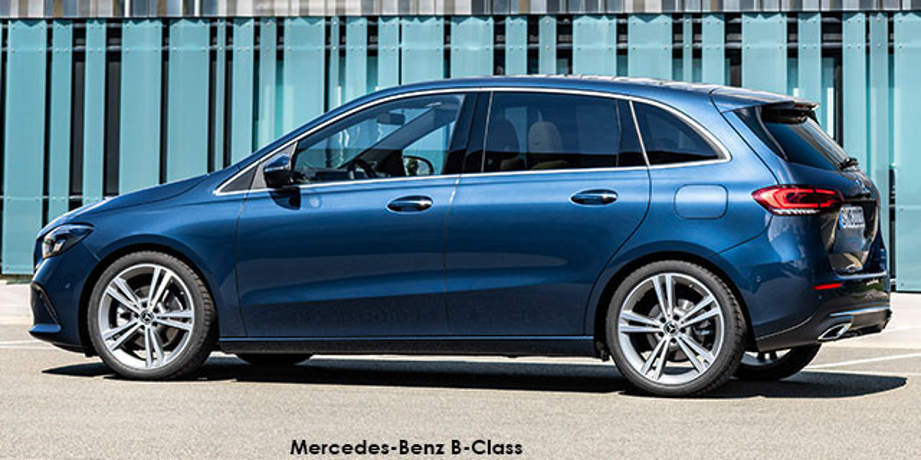 Mercedes-Benz B-Class B200d Style_3