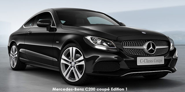 Mercedes-Benz C-Class C300 coupe Edition 1_1