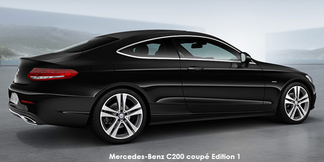 Mercedes-Benz C-Class C300 coupe Edition 1_2