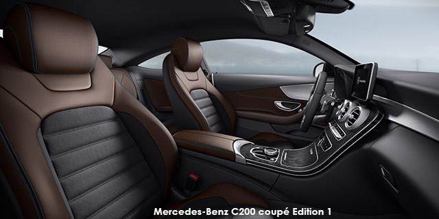 Mercedes-Benz C-Class C300 coupe Edition 1_3