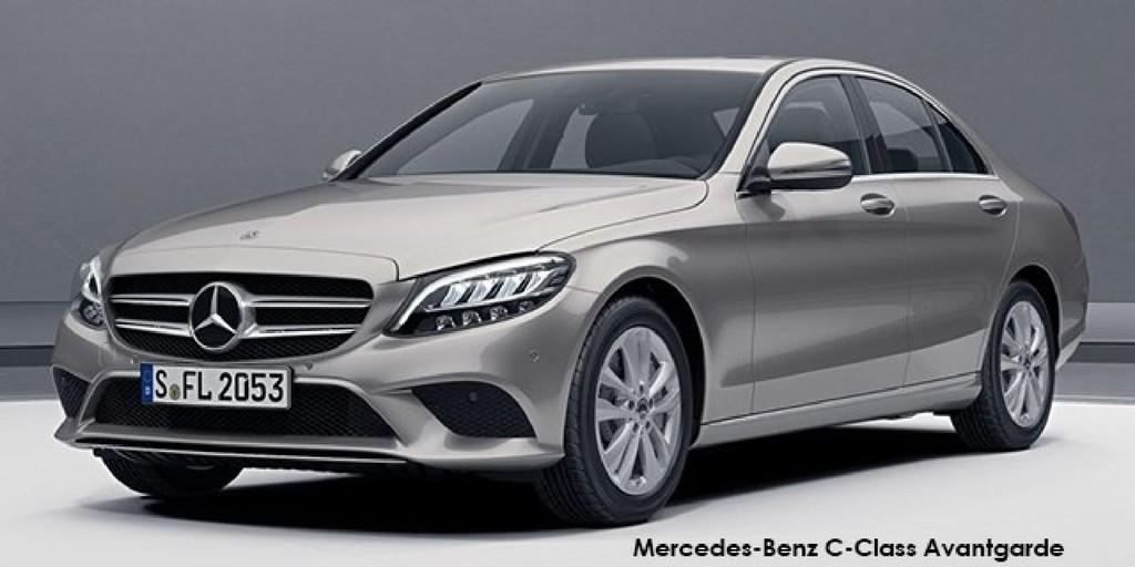 Mercedes-Benz C-Class C300 Avantgarde_1