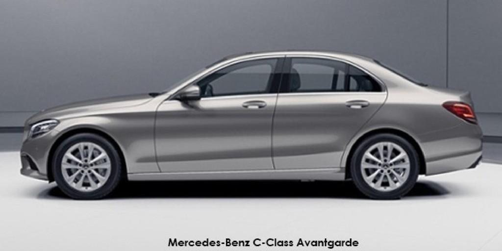 Mercedes-Benz C-Class C300 Avantgarde_2