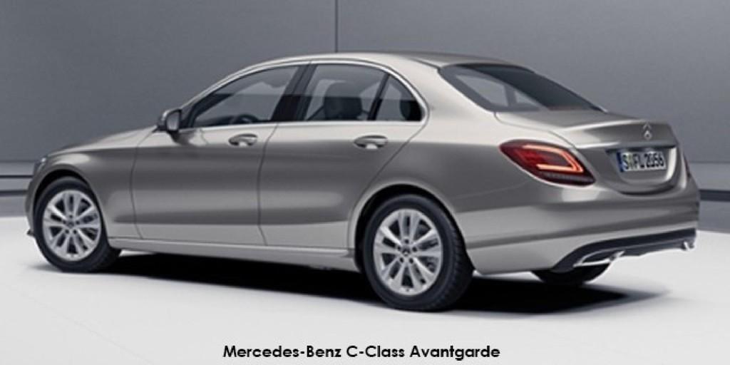 Mercedes-Benz C-Class C300 Avantgarde_3