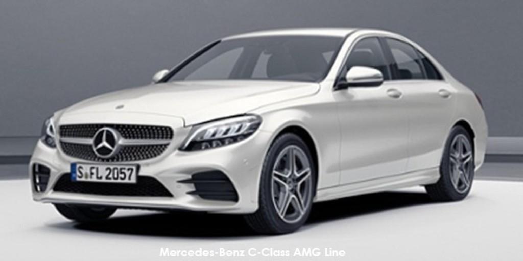Mercedes-Benz C-Class C300 AMG Line_1
