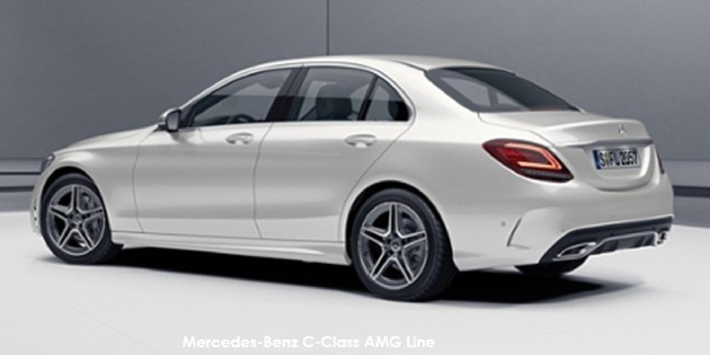 Mercedes-Benz C-Class C300 AMG Line_3