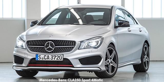 Mercedes-Benz CLA CLA250 Sport 4Matic_1
