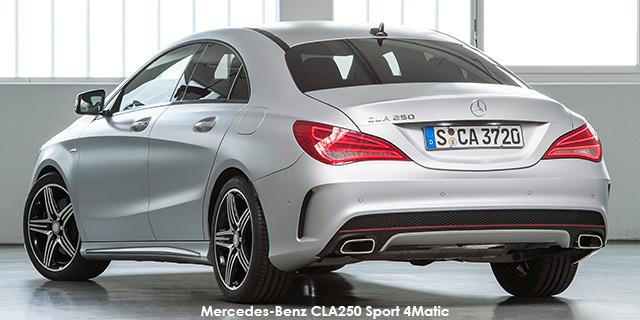 Mercedes-Benz CLA CLA250 Sport 4Matic_2