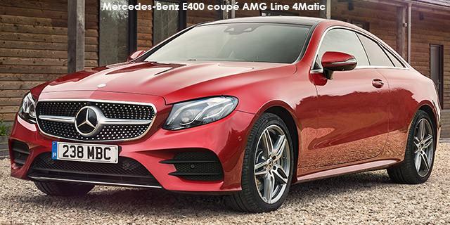 Mercedes-Benz E-Class E220d coupe AMG Line_1