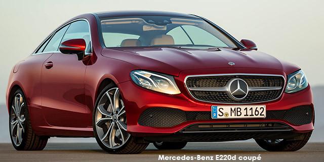 Mercedes-Benz E-Class E200 coupe_1