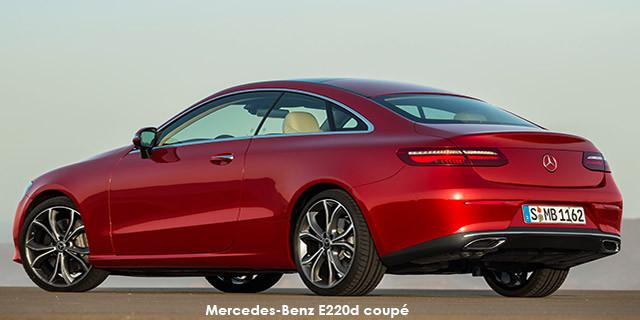 Mercedes-Benz E-Class E200 coupe_2
