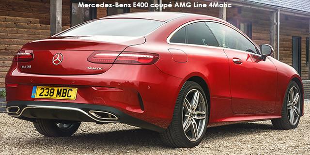 Mercedes-Benz E-Class E300 coupe AMG Line_2