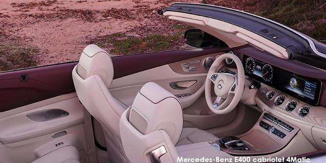 Mercedes-Benz E-Class E300 cabriolet_3
