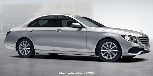 Mercedes-Benz E-Class E200_1