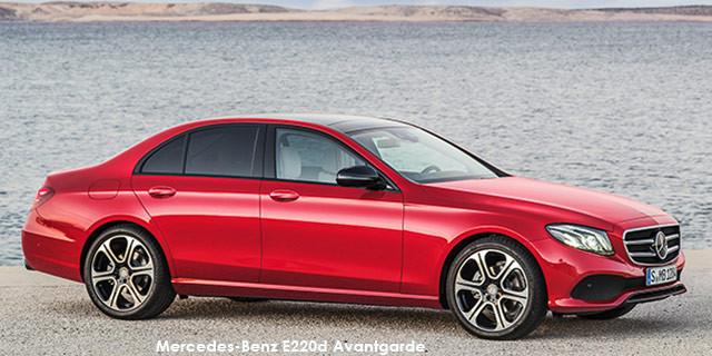Mercedes-Benz E-Class E350d Avantgarde_1