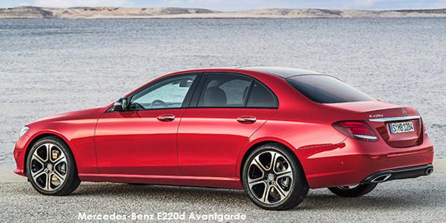 Mercedes-Benz E-Class E350d Avantgarde_2