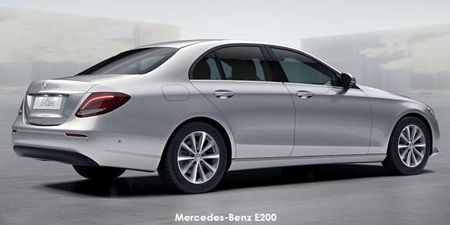 Mercedes-Benz E-Class E200_2