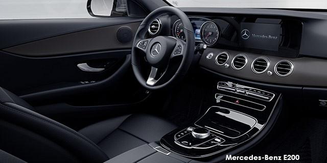 Mercedes-Benz E-Class E200_3