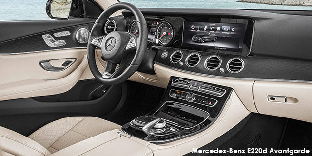 Mercedes-Benz E-Class E200 Avantgarde_3