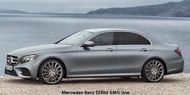 Mercedes-Benz E-Class E200 AMG Line_1