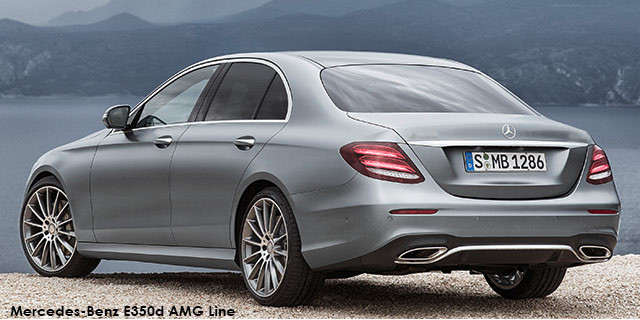 Mercedes-Benz E-Class E200 AMG Line_2