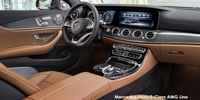 Mercedes-Benz E-Class E200 AMG Line_3