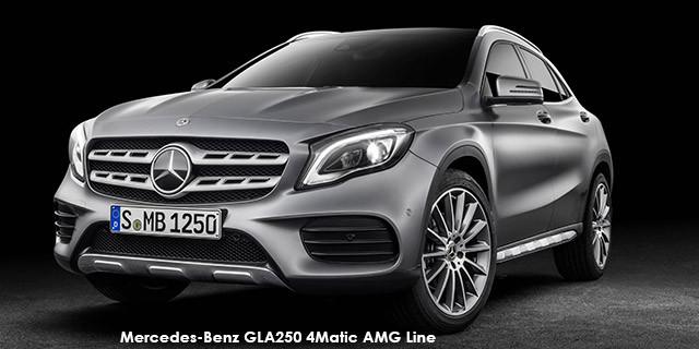 Mercedes-Benz GLA GLA250 4Matic AMG Line_1