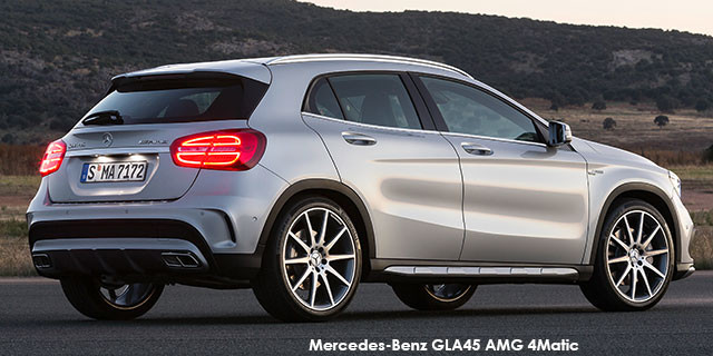 Mercedes-Benz GLA GLA45 AMG 4Matic_2