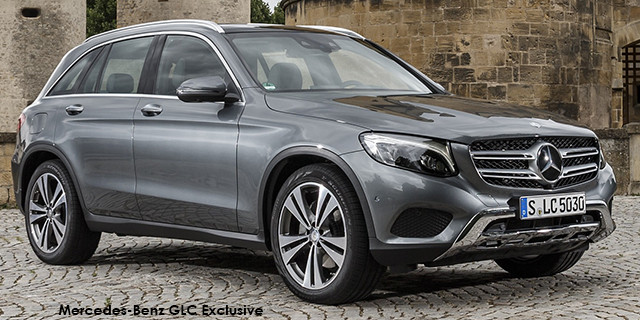Mercedes-Benz GLC GLC220d 4Matic