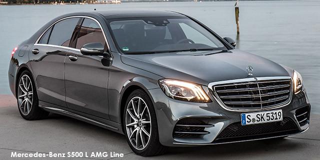 Mercedes-Benz S-Class S450 L AMG Line_1